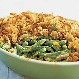 Southern Green Bean Casserole