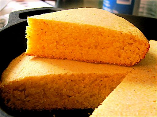 Homemade Cornbread - RN for Wellness