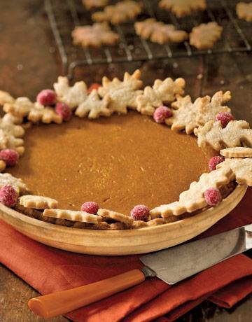 To Die For Pumpkin Pie!