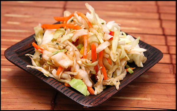 Spicy Coleslaw - RN for Wellness